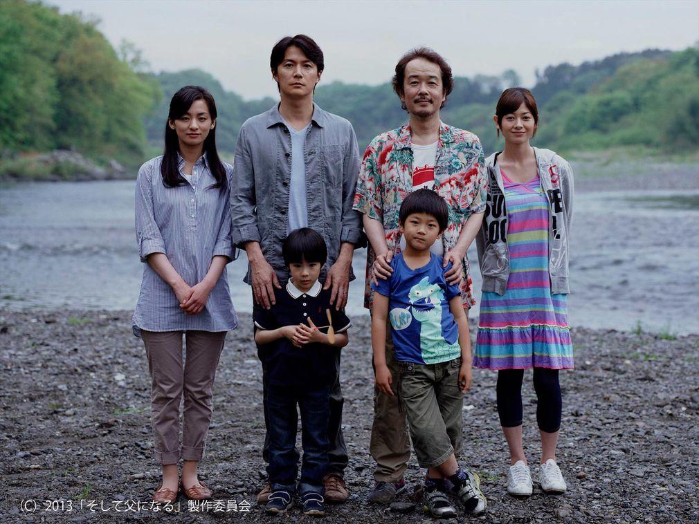日本のみならず世界からも絶賛された「そして父になる」|「福山雅治の名作「そして父になる」をdTVで観て、泣いて、考える」の1枚目の画像