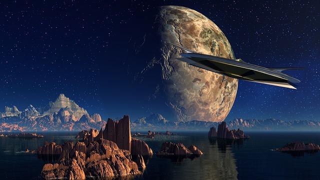 ロマンあふれる宇宙!映画で思う存分宇宙のスケールを感じよう|「宇宙へ行ける日も近い!?宇宙が舞台の映画。」の1枚目の画像