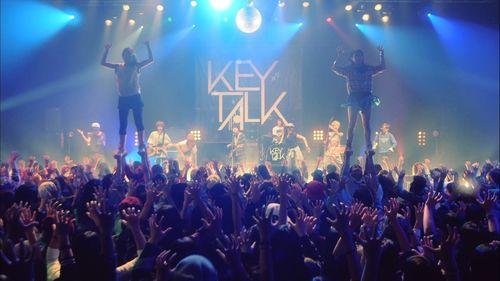 今、最もチケットがとれないバンド!?『KEYTALK』MV動画☆