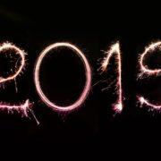 新年のご挨拶 2019年元旦