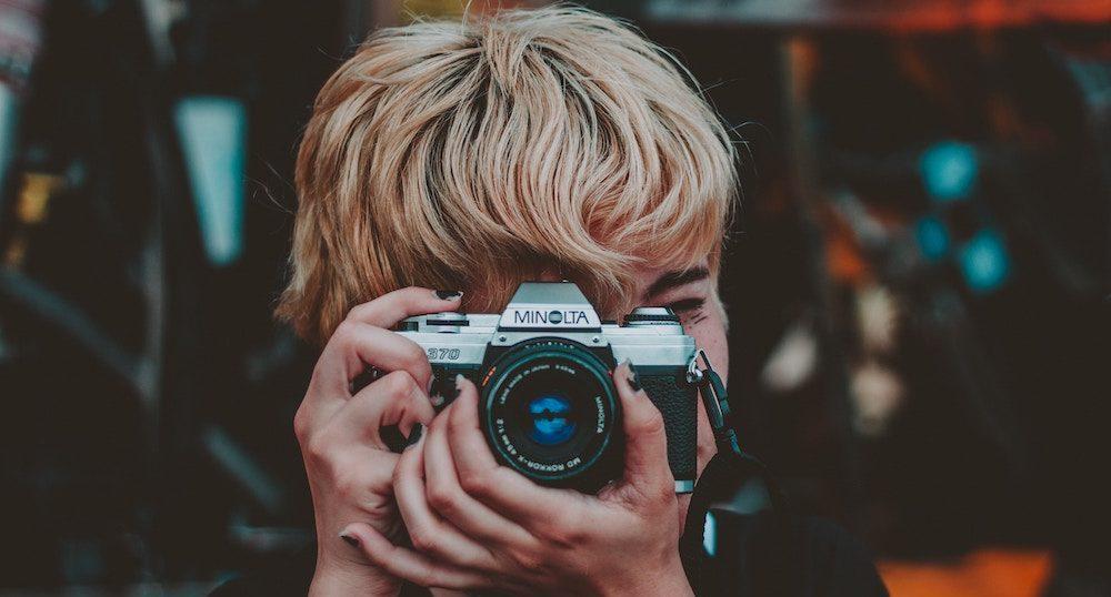 綺麗に見える写真の映り方のコツ
