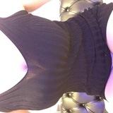 パンツ。じゃなくて黒ドレス。宮野 桃です。次のブログ