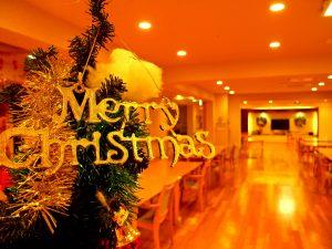 イリーゼ流山はついしクリスマス会の会場