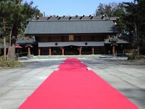 2018初詣レク(櫻木神社)
