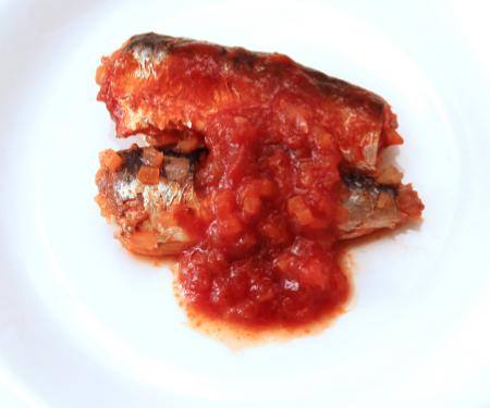 いわし野菜トマト煮