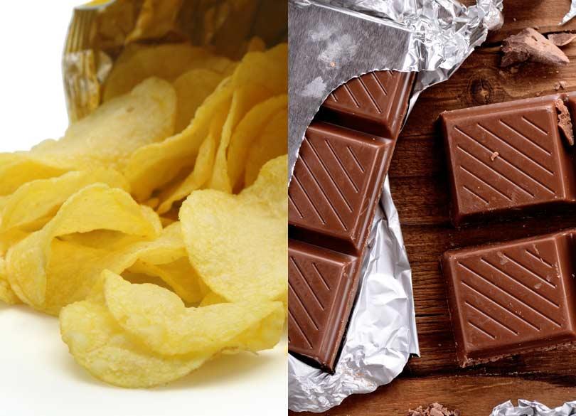 「ポテチ対チョコ」より健康に悪いのは? | プレジデントオンライン | PRESIDENT Online