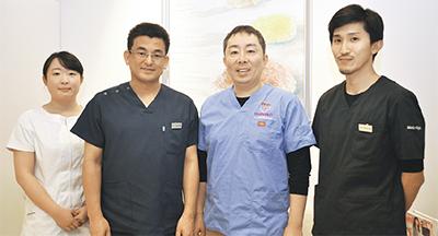 「食べる」を支える訪問歯科 | 逗子・葉山 | タウンニュース