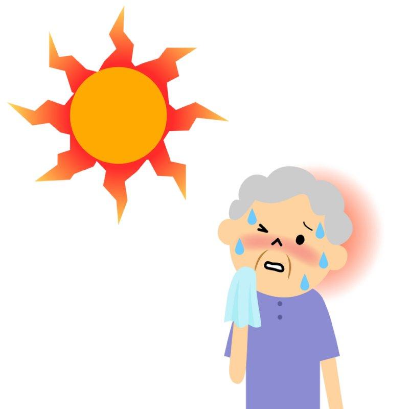 「汗」の常識クイズ 汗をかくことで熱中症の予防にも (1/1)  介護ポストセブン