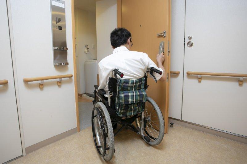 「サ高住」はリフォームアイデアの宝庫!暮らしやすい工夫を写真で紹介 (1/1)| 介護ポストセブン