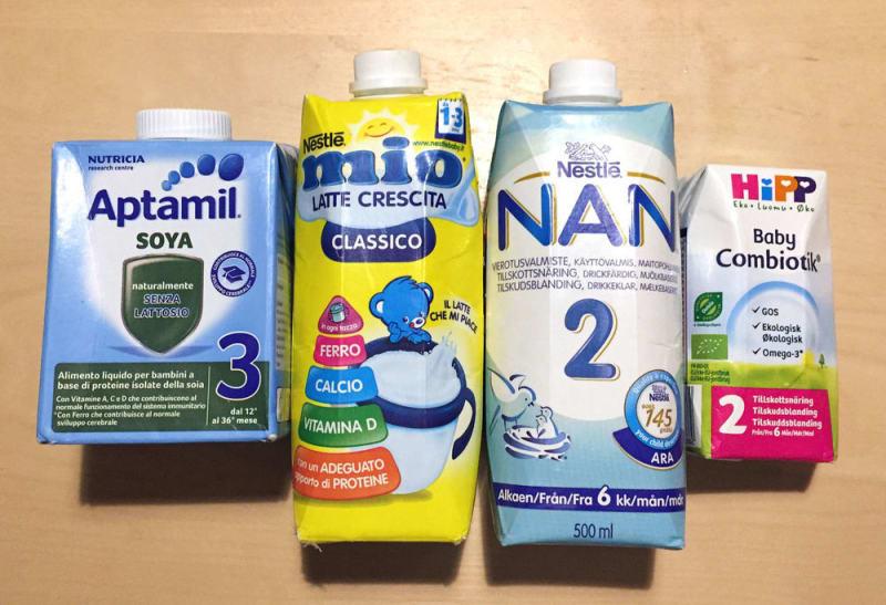 液体ミルク、製造・販売可能に 国が規格基準を策定 - 共同通信