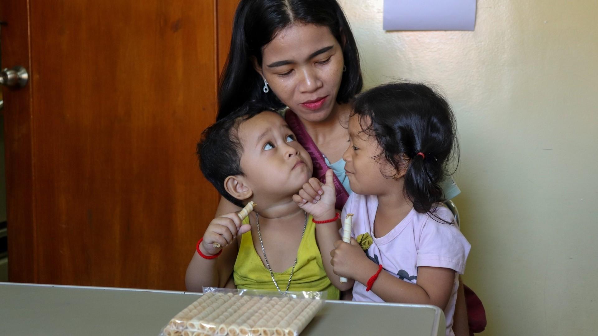 カンボジア、栄養不良の子どもを治療するウエハース食品を開発:ユニセフやフランス研究機関など(佐藤仁) - 個人 - Yahoo!ニュース