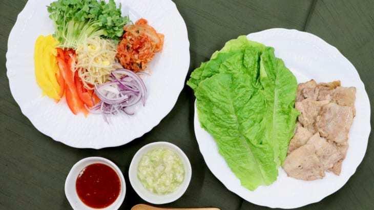 管理栄養士おすすめ!野菜がたっぷりとれるサムギョプサル【レシピ付き】|ニフティニュース