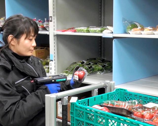 アマゾン、野菜や魚や肉もお届け スーパーに対抗:朝日新聞デジタル