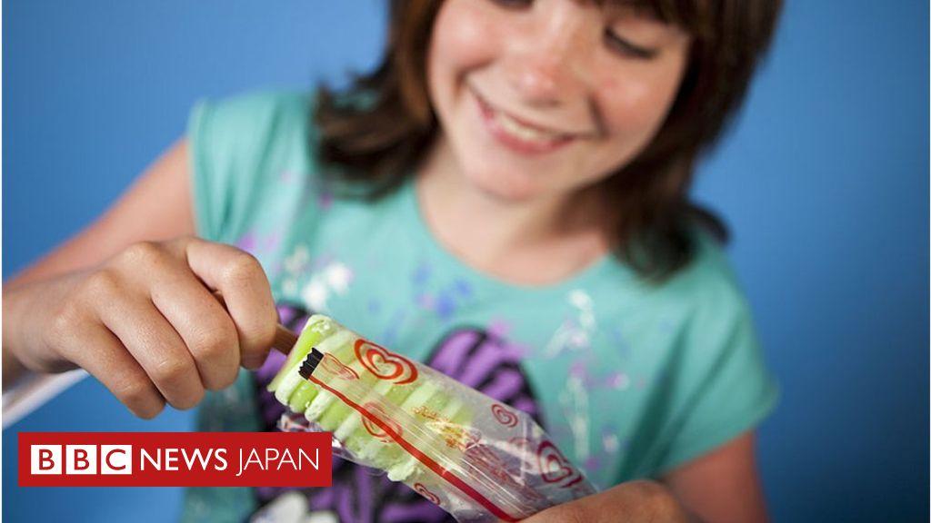 ユニリーバ、子供向けの食品広告を中止へ 肥満対策で - BBCニュース