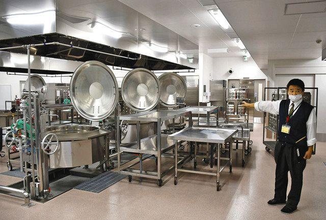 災害対応の給食センターが完成 館山市、来年1月から稼働:東京新聞 TOKYO Web