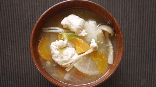 家族みんなで食べられる!ふわふわ肉団子のおみそ汁 : yomiDr./ヨミドクター(読売新聞)