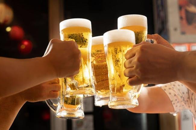 酒好きは気になるγ-GTP 数値が上がる原因は何?
