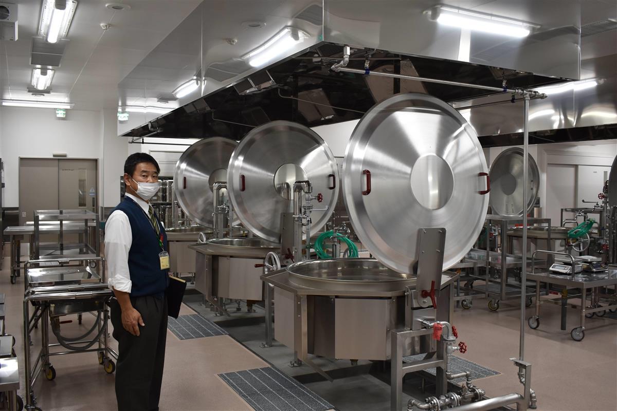 台風で「簡易給食」続く千葉・館山市、コロナで遅れた給食センターがようやく完成(1/2ページ) - 産経ニュース