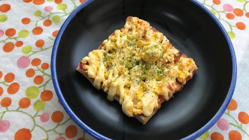 食べやすいピザトースト…ひと手間加え : yomiDr./ヨミドクター(読売新聞)