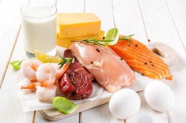尿酸の原料「プリン体」 少ないのは肉、魚、牛乳?