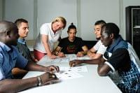 国際支援 - 栄養士の仕事