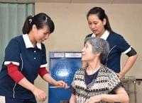 介護現場 増える外国人 | ニュース和歌山