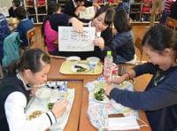 和食の魅力を給食で堪能 加東 - 産経ニュース