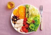 コンビニ食材で作れる「パワー・サラダ」で疲れ知らず:日経ウーマンオンライン【日経ヘルスの人気記事】