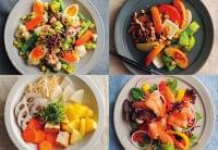 ゆでる・焼く・蒸すだけの簡単サラダでたんぱく質摂取:日経ウーマンオンライン【日経ヘルスの人気記事】