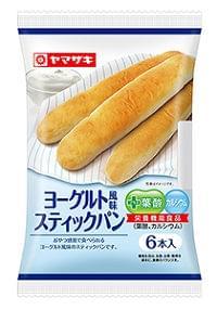 山崎製パン、「ヨーグルト風味スティックパン」発売 手軽に栄養取れる |日本食糧新聞・電子版