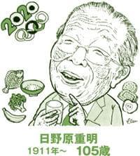 日野原重明先生は日本人の長寿にも大きく寄与した - (1/1)|ニフティニュース