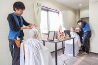 介護研修修了者もいる「訪問美容」、その中身と高齢者への効果|ニフティニュース