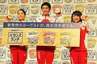 昼食の栄養バランスを補うヨーグルトにアスリートも納得 - 朝日新聞デジタル&M