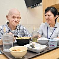 食のサポート(3)患者ごとに最適の病院食 : yomiDr. / ヨミドクター(読売新聞)
