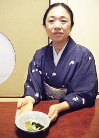 見た目も工夫、嚥下会席 京都の日本料理店 (京都新聞) - Yahoo!ニュース