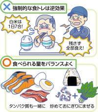 東京新聞:無理な「食トレ」悪影響 大食を強制するスポーツ指導:暮らし(TOKYO Web)