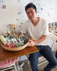 日本農業新聞 - [未来人材] 30歳。 自園で食育に挑む元幼稚園教諭 農の大切さ 次世代に 榎本義樹さん 東京都東久留米市