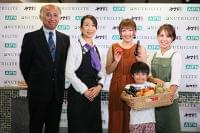 「色」で彩と栄養バランスを整える方法を提唱!山田まりやさん、草野崇徳(むねのり)くん親子初共演の国際栄養食品協会のパブリックイベントをサポート (2019年9月4日) - エキサイトニュース