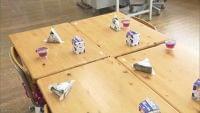 断水で学校給食できず おにぎり配布も「もの足りない」 | NHKニュース