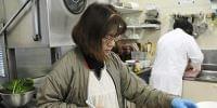 健康づくりを社食で支援 熊本県菊池保健所がメニューなど提案 | 熊本日日新聞