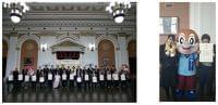 ライフコーポレーションの「食育活動」が『第5回 大阪府健康づくりアワード』で特別賞(もずやん賞)を受賞!|株式会社ライフコーポレーションのプレスリリース