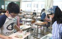 給食の食べ物を個別包装 大分市の小中学校、「衛生的」と好評|【西日本新聞ニュース】