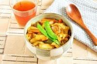 【管理栄養士が教える減塩レシピ】暑い日に食べたい!野菜たっぷりの「和風カレー」&「スープカレー」(サライ.jp) - Yahoo!ニュース