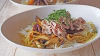 ナスと冷しゃぶの冷やし中華…一皿で、主食と主菜 : yomiDr./ヨミドクター(読売新聞)