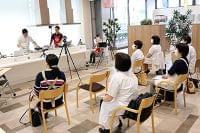 和食給食の調理法学ぶ ネット配信で50人もウェブ受講