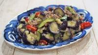 ナスとひき肉のタイ風サラダ…エネルギー量の低い野菜 : yomiDr./ヨミドクター(読売新聞)
