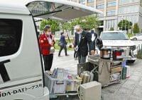 県と栄養士会が災害時の医療救護活動で協定 避難所で食生活支援など:東京新聞 TOKYO Web