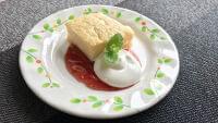 市販の蒸しパンを使ってしっとりケーキ…嚥下機能が低下した方に : yomiDr./ヨミドクター(読売新聞)