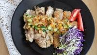 鶏の山賊焼き…衣のサクサク食感とタレのうま味 : yomiDr./ヨミドクター(読売新聞)