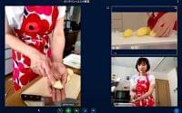 シャープ、オンラインで料理教室 調理家電を活用  :日本経済新聞